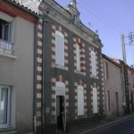 façade à rénover - Avant travaux