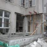 création d'ouvertures dans murs porteurs
