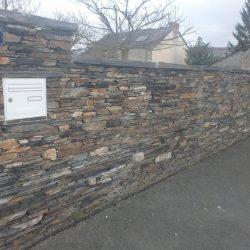 mur pierre sèche