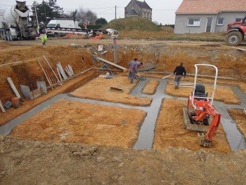 Construction Neuve Robineau Maconnerie